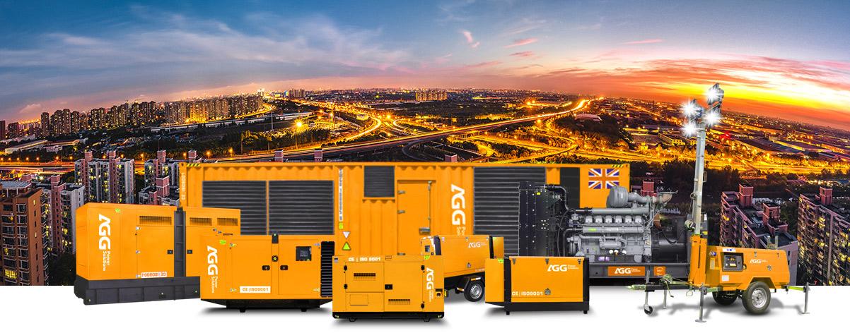 Standard Range Generators