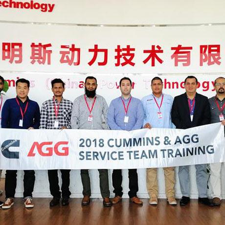 AGG Cummings Training